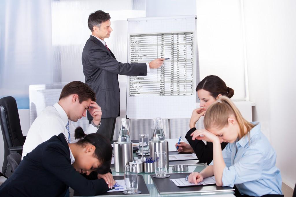 Как сделать совещание результативным и нескучным
